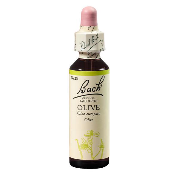 Bachove kapljice št. 23 – Oljka (Olive), 20 ml