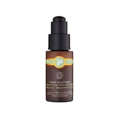 Vlažilno olje za obraz z antioksidanti, 30ml