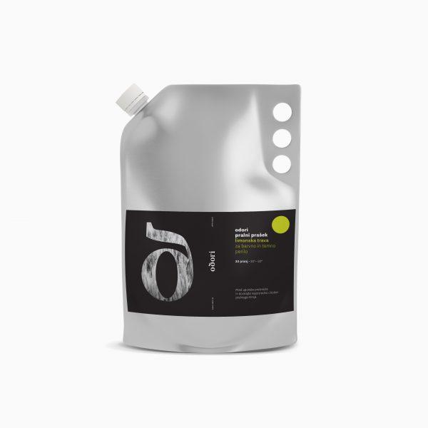 Pralni detergent za belo perilo – Limonska trava, 1,5l