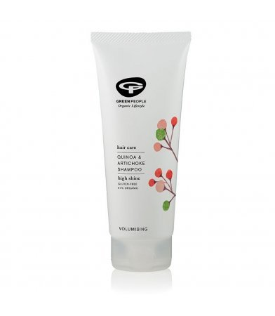Šampon za lase s kvinojo in artičoko, 200ml