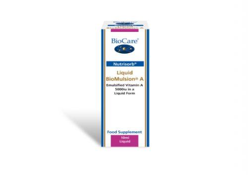 A vitamin tekoča emulzija, 10ml