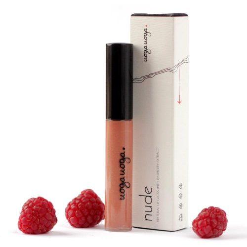 Lip gloss za ustnice, Nude