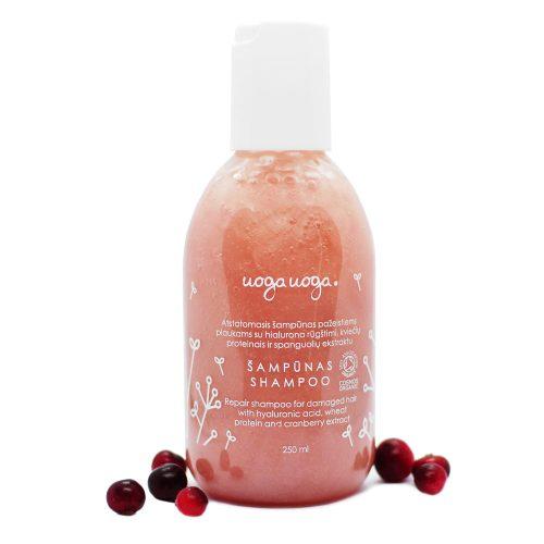 Obnovitveni šampon s hialuronsko kislino, 250ml