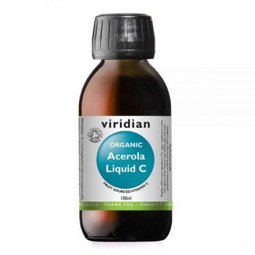 Ekološka tekoča acerola – vitamin C, 100ml